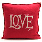 Luxury designer cushions