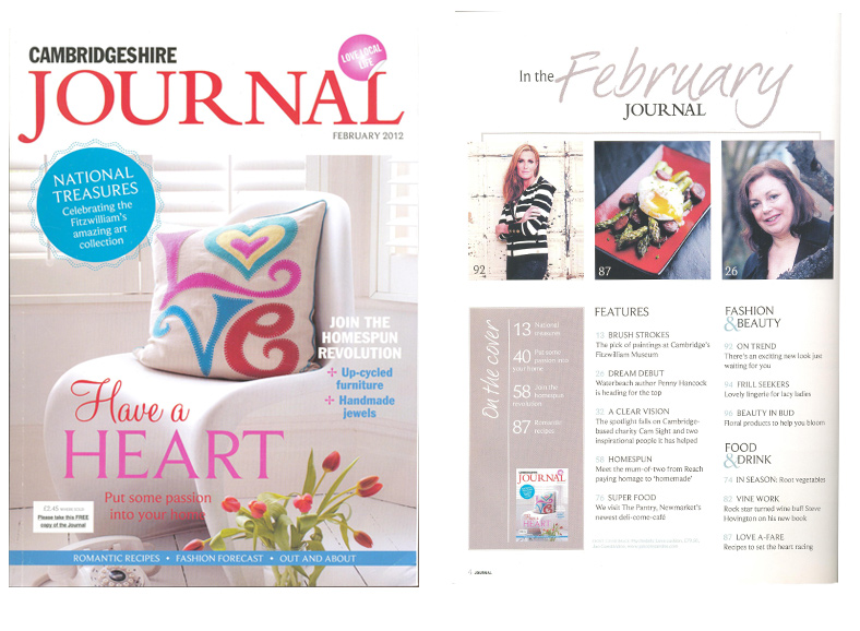 Cambridgeshire Journal - February 2012