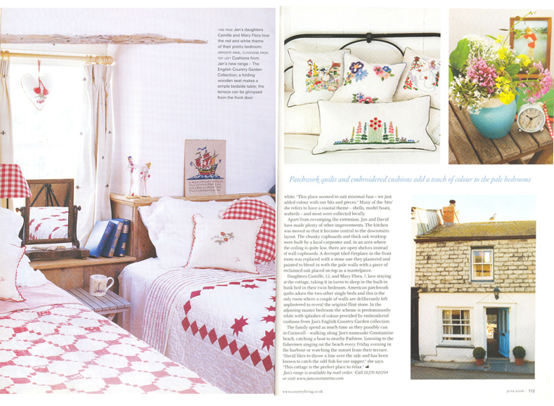 Country Living - June 2006