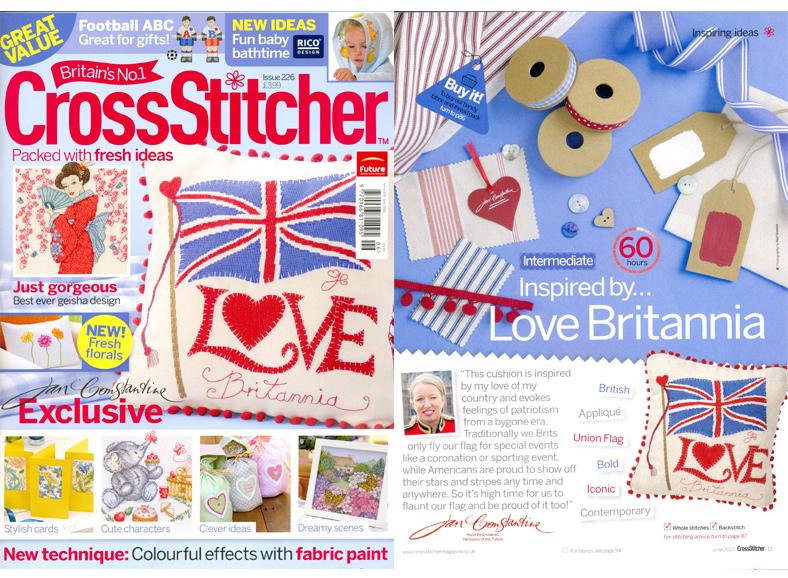 Cross Stitcher - April 2010