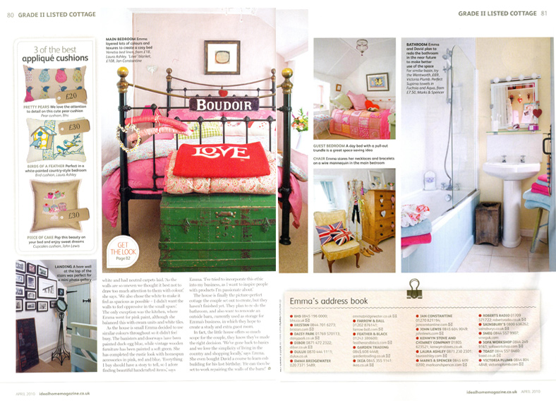Ideal Home April 2010