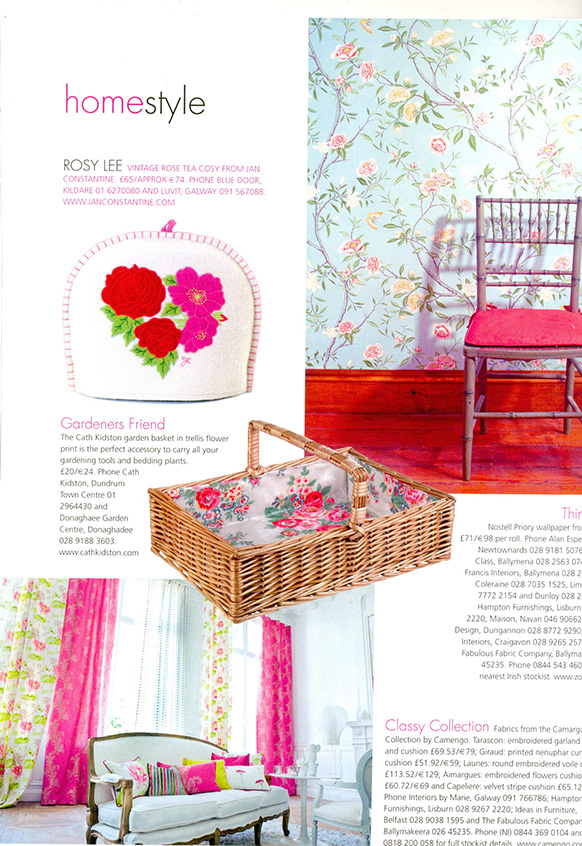 Ireland´s Homes Interiors & Living - June 2010