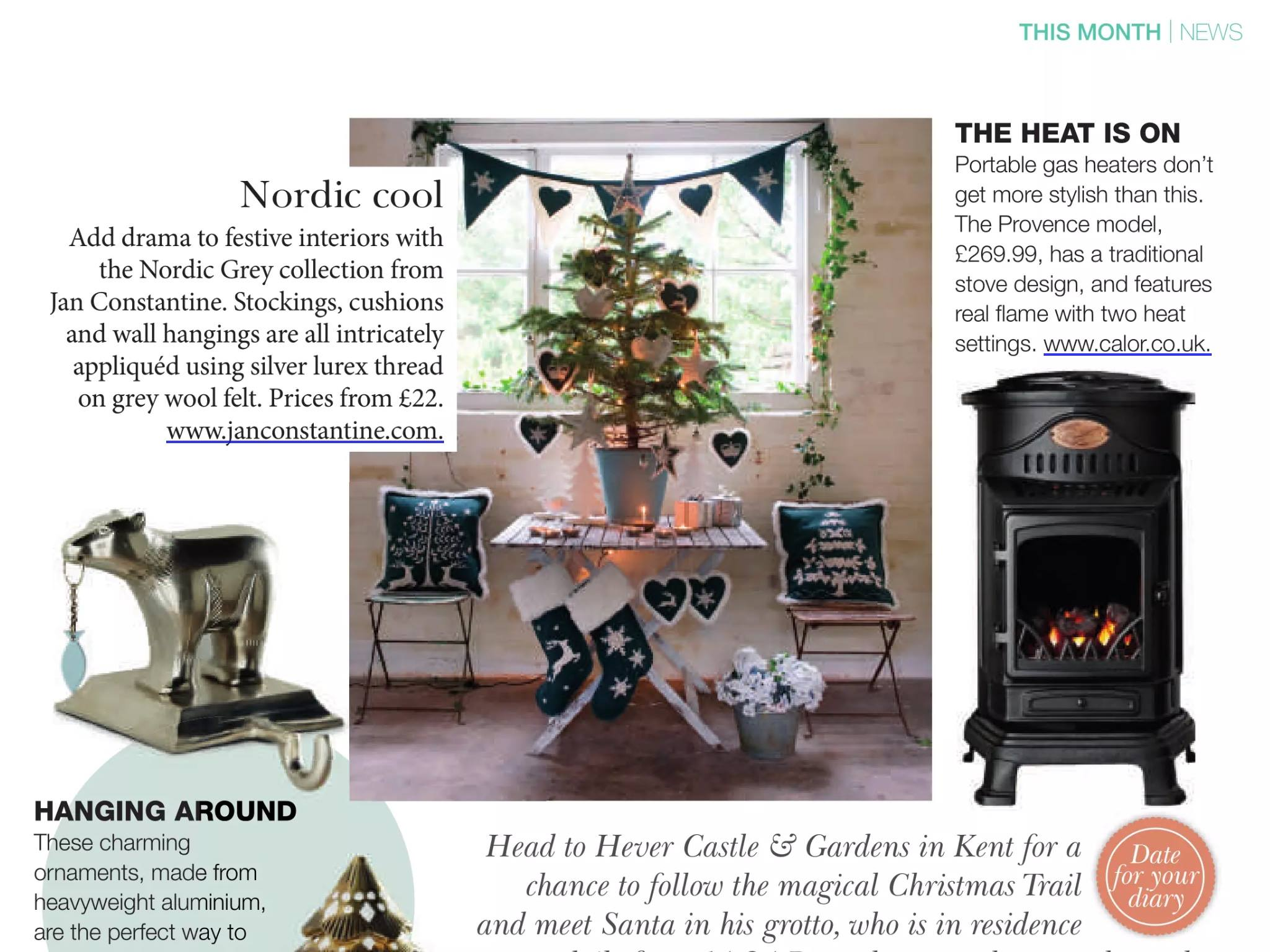 Period Homes and Interiors - December 2015