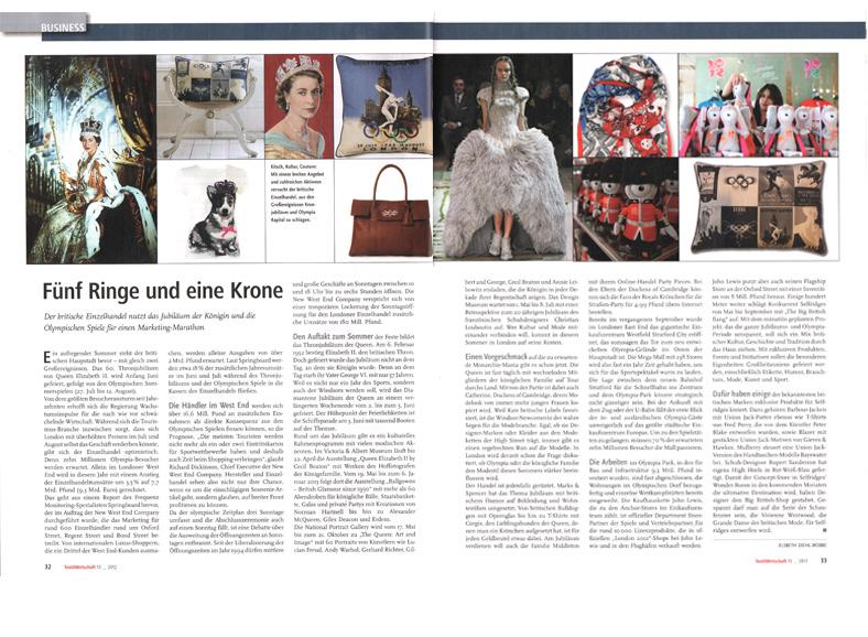 Textil Wirtschaft - March 2012